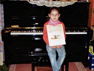 Ausgezeichneter Unterricht in der Musikschule Nienstädt